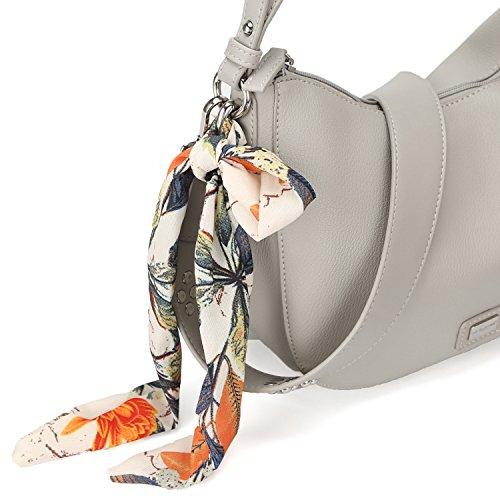 Multicolor Fashion Wallet Shoulder Jones Handbag Smooth Women's Messenger Zipper Scarf Bags Faux Hobo Travel David Girl Black Ladies Body Bag Leather Cross Light Style With Grey Purse Saddle Bag 67UBwwdqx