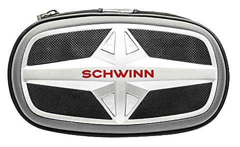 Schwinn Smart Talk Bike Speakers with Calling, Silver - Schwinn Bike Accessories