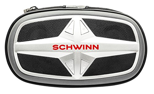 picture of Schwinn Smart Talk Bike Speakers with Calling, Silver