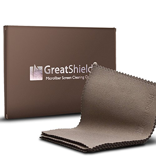 GreatShield Luxury Microfiber Cleaning Cloths 5.5