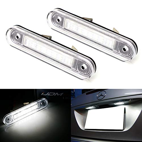iJDMTOY OEM-Fit 3W Full LED License Plate Light Kit for sale  Delivered anywhere in Canada