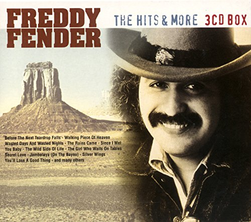 Freddy Fender - Before The Next Teardrops Falls - Zortam Music