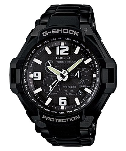 Casio G1400d 1adr G shock Aviation Multi function
