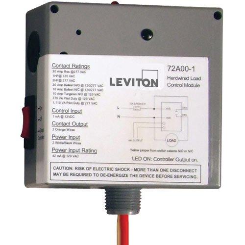 Hai Home Automation - Leviton 72A00-1 Hardwired Load Control Module