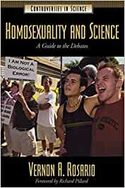 Homosexuality and Science: A Guide to the Debates (Controversies in Science)