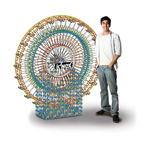 K'NEX Thrill Rides 6-Foot Ferris Wheel (Ferris Lego Wheel)