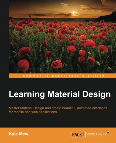 Learning Material Design, by Kyle Mew