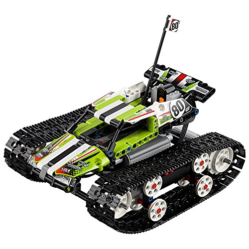 LEGO Technic RC Tracked Racer 42065 Building Kit (370 Piece) ()