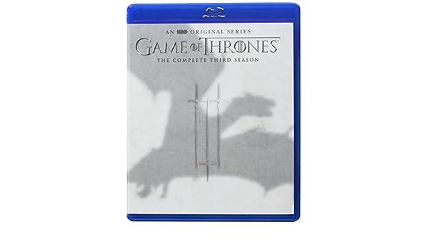 Game Of Thrones: Season 3 5 Blu-Ray Edizione: Stati Uniti 5 ...