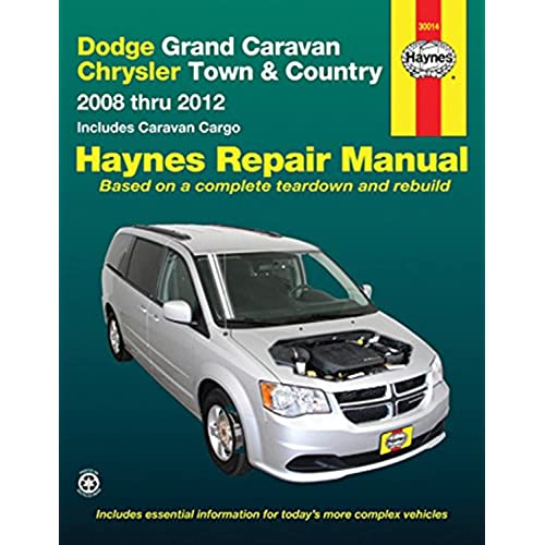 Chrysler town country service manual 1998 online user manual dodge grand caravan chrysler town country 2008 2012 repair rh amazon com 1998 town and country problems 1998 chrysler van fandeluxe Image collections