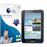 "Galaxy Tab 2 Screen Protector, Tech Armor High Definition HD-Clear Samsung Galaxy Tab 2 - 7"" Screen Protector [3-Pack]"
