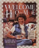 Welcome Home, Emilie Barnes, 1565075862