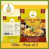 AMBE MOHR RICE - 10 LBS (PACK OF 2) T-L