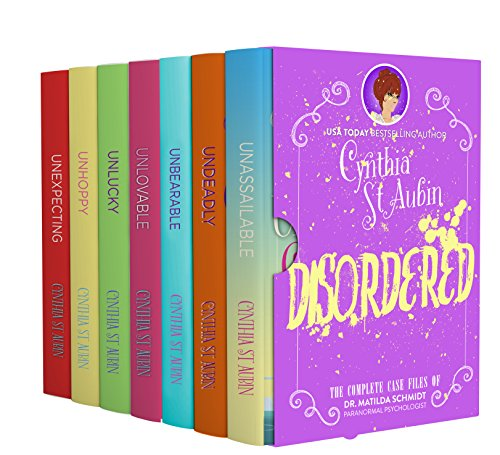 Lil Leprechaun - Disordered: The Complete Case Files of Dr. Matilda Schmidt, Paranormal Psychologist (The Case Files of Dr. Matilda Schmidt, Paranormal Psychologist Book 8)