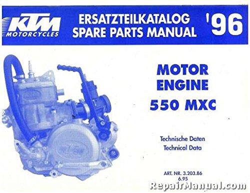 Ktm 550 - 3