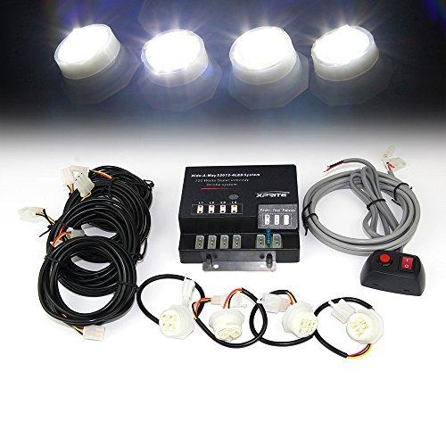 Emergency Light With Led Bulb - 6