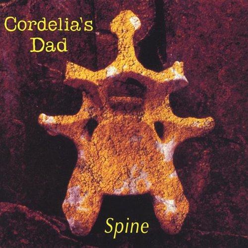 Cordelia's Dad - Spine