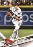 2017 Topps Series 2 #562 Nick Ahmed Arizona Diamondbacks Baseball Card