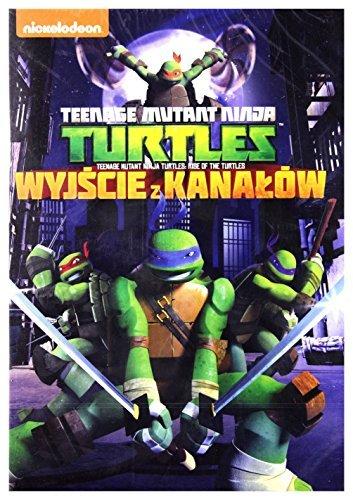 TEENAGE MUTANT NINJA TURTLES. RISE OF THE TURTLES DVD Region ...