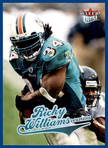 (2004 Ultra #52 Ricky Williams MIAMI DOLPHINS TEXAS LONGHORNS)