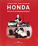Honda : Portrait of a Brand, Becker, Clauspeter, 376881100X