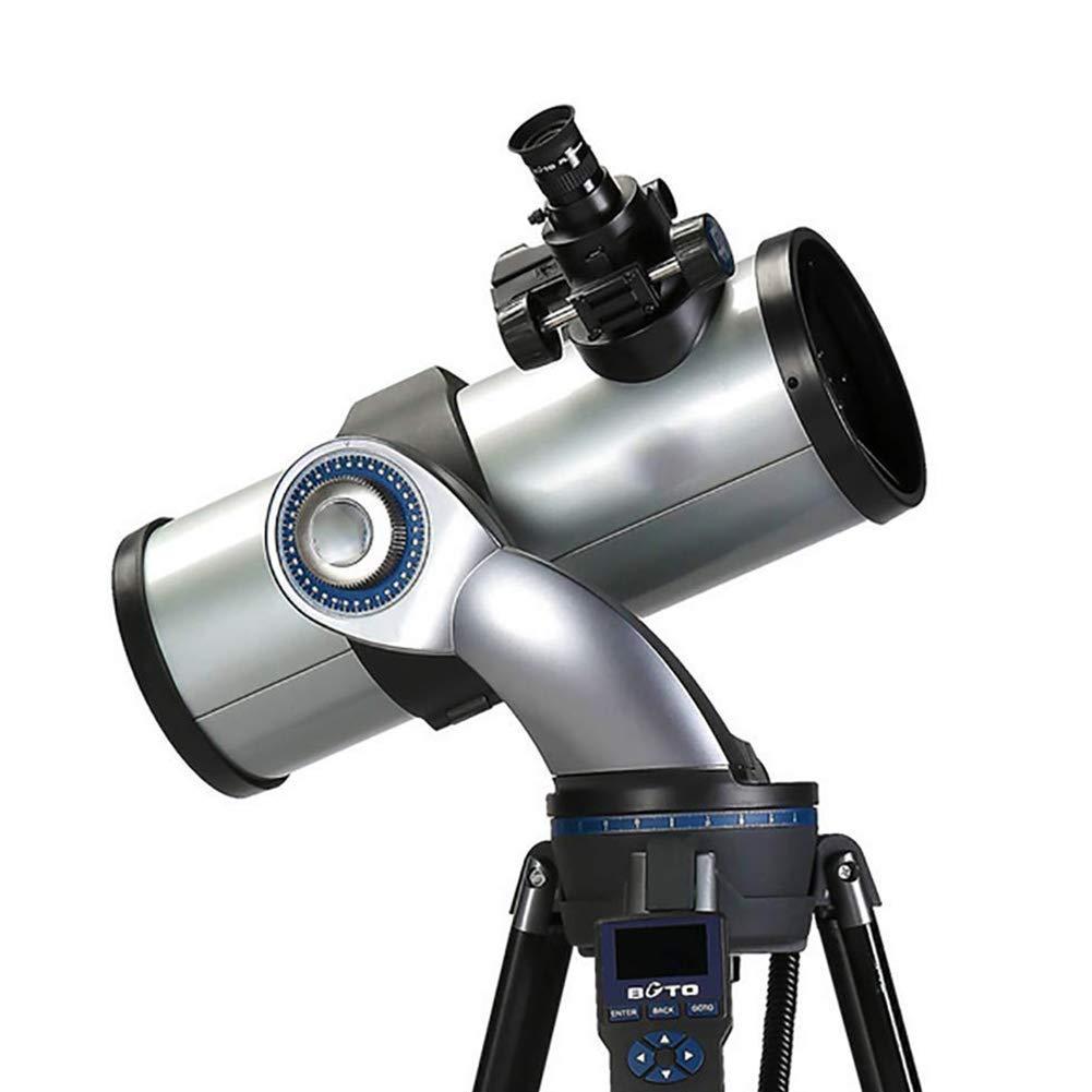 Fbestfish Astronomical Telescope Reflective Professional, DS20136 HD Telescope deep Space Stargazing Automatic Stellar Telescope by Fbestfish