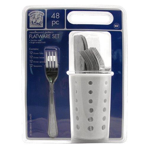 baker and chefs dinner forks - 7