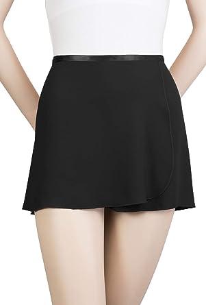 8270d910d Amazon.com: Trienawear Womens Girls Ballet Skirt, 12