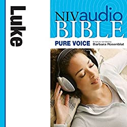 NIV New Testament Audio Bible, Female Voice Only: Luke