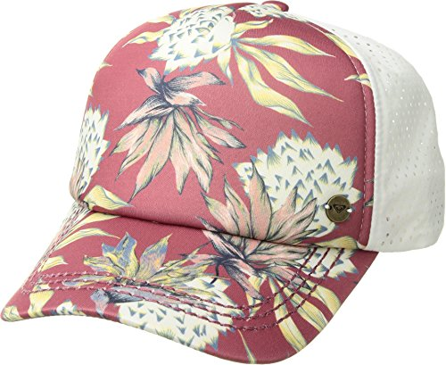 Roxy Junior's Waves Machines Trucker Hat, Holly Berry Swim House of The, 1SZ from Roxy