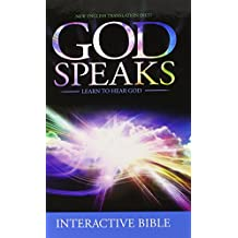 God Speaks Study Bible Hard Cover NET