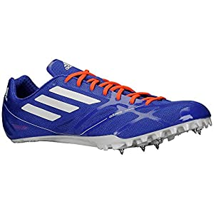 adidas adizero Prime Finesse Track/Field Spike (Purple) 5