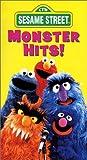 Sesame Street - Monster Hits! [VHS]