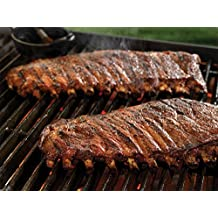Creekstone Farms Natural Duroc Pork Spare Ribs (8 Racks Ribs)
