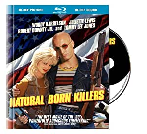 Natural Born Killers (R-Rated Cut) (Blu-ray Book) (Sous-titres français) [Import]