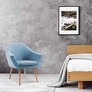 Mc Haus - Sillon Nordico Salon Comedor o Dormitorio Navian ...