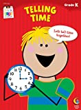img - for Telling Time Stick Kids Workbook, Grade K (Stick Kids Workbooks) book / textbook / text book