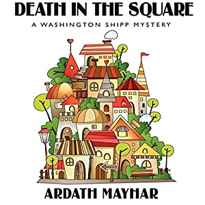 Death in the Square Audiobook