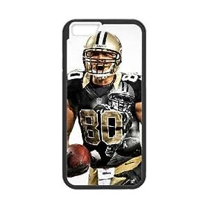 New Orleans Saints iPhone 6 Plus 5.5 Inch Cell Phone Case Black 218y3-108667