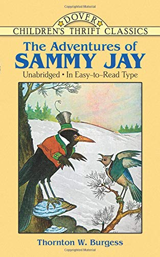 The Adventures of Sammy Jay (Dover Children's Thrift Classics)