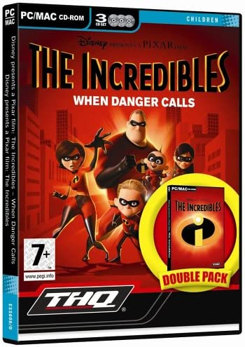 The Incredibles: Double Pack (MAC/PC CD) [Importación inglesa ...