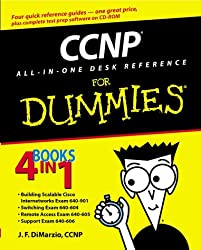CCNP All-in-One Certification For Dummies (For Dummies (Computers))