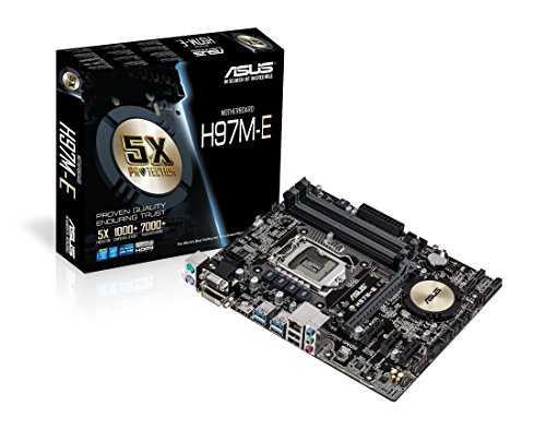 H97M E Motherboard LGA1150 graphics required