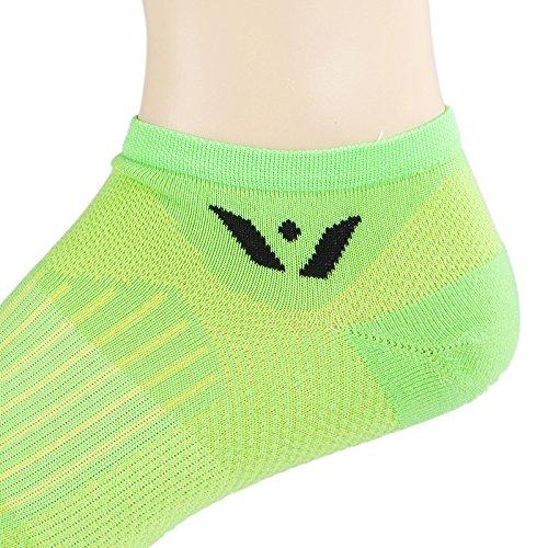 ASPIRE ZERO, No Show Socks for Running