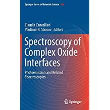 Spectroscopy of Complex Oxide Interfaces: Photoemission and Related Spectroscopies