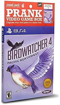 Prank Pack Bird Watcher IV - Video Game Sleeve - BS4