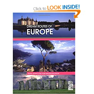Dream Routes of Europe MONACO BOOKS