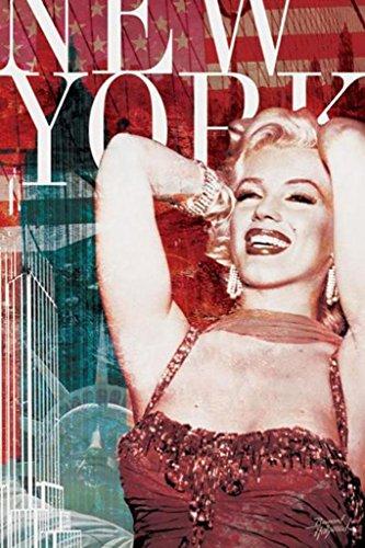 Pyramid America Bernard of Hollywood Marilyn Monroe New York