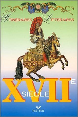 Livres gratuits XVIIe siècle pdf
