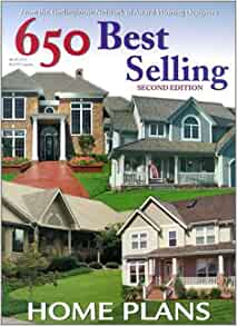 650 best selling home plans 9780938708964 books for Top selling house plans
